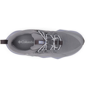 Columbia Facet 30 Outdry Chaussures Femme, ti grey steel/new moon